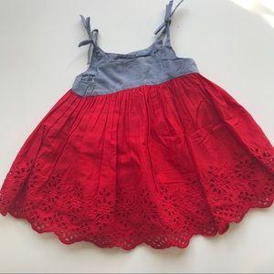 NWOT Gap baby summer dress